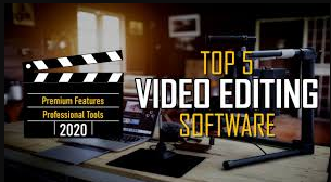 Top 5 best video editing software for high-level editing in the world.