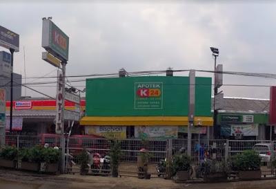 Daftar Alamat dan Nomor Telepon Apotek K-24 di Kota Bekasi
