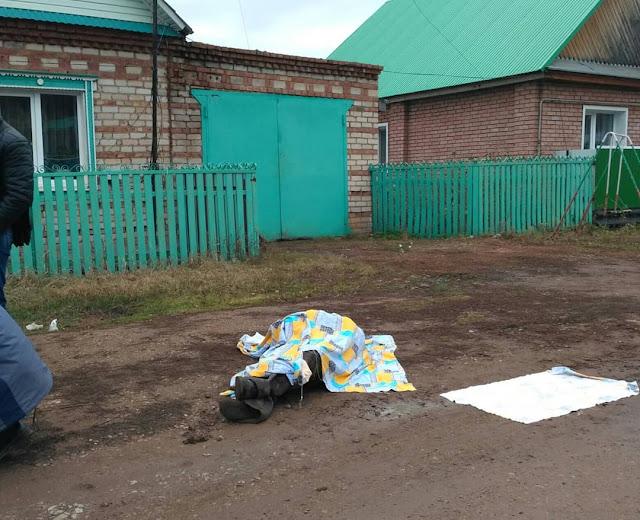 В Башкирии мужчина сбил пешехода и скрылся с места ДТП