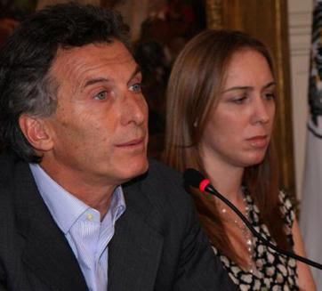 Encuesta: la crisis económica de Cambiemos golpea durísimo en la imagen del presidente Mauricio Macri y de la gobernadora María Eugenia Vidal