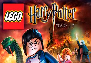 Lego Harry Potter Años 5-7 [Full] [Español] [MEGA]