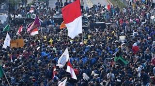 Senin Besok, BEM Seluruh Indonesia Siapkan Demo dengan Tuntutan Tetap Tolak Revisi UU KPK