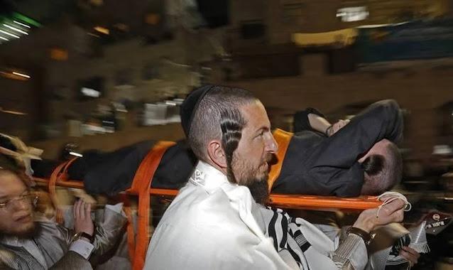 Acidente em sinagoga perto de Jerusalém deixa 2 mortos e mais de 160 feridos