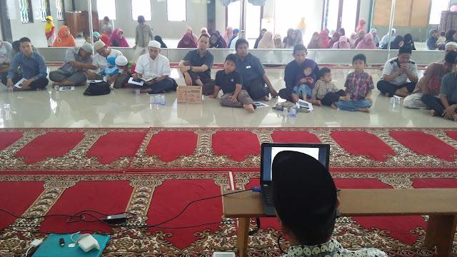 Perkuat Semangat Kader, PKS Medan Denai Gelar Pengajian