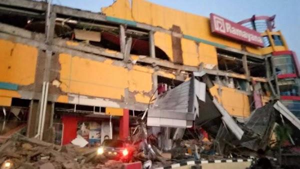 Potentes terremotos sacuden Isla Celebes en Indonesia!