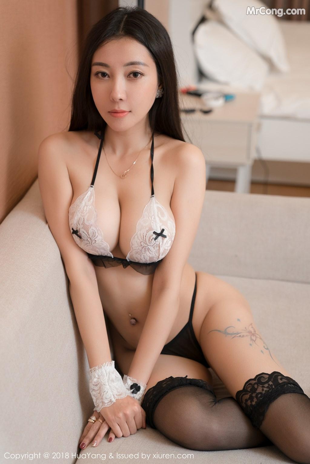 Image HuaYang-2018-01-26-Vol.028-Victoria-Guo-Er-MrCong.com-038 in post HuaYang 2018-01-26 Vol.028: Người mẫu Victoria (果儿) (41 ảnh)