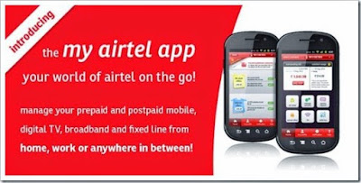 My Airtel app Android Print advertisement.jpg