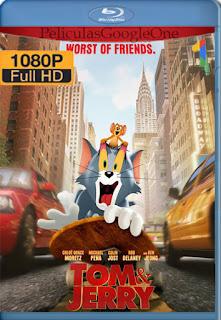 Tom y Jerry (2021) [720p CAM] [Latino] [LaPipiotaHD]