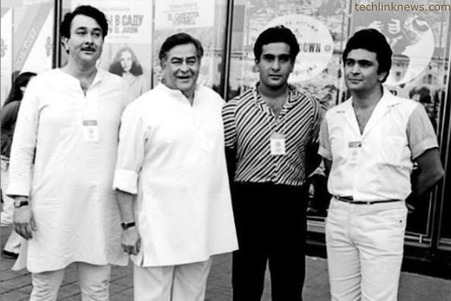 Randhir Kapoor Remembers his younger brothers