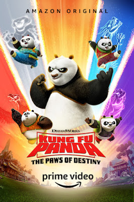 Kung Fu Panda The Paws of Destiny S02 Hindi Complete 720p WEB-DL 2.5GB