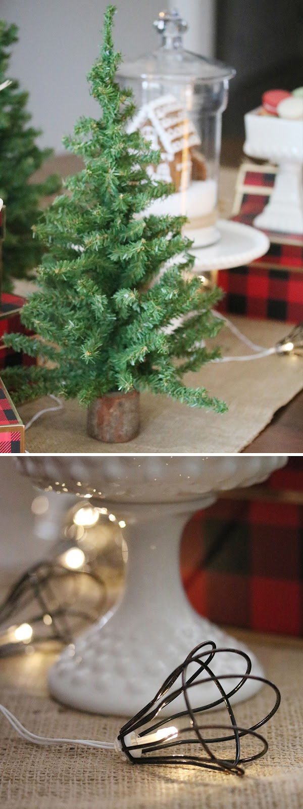 home for the holidays - set up a sweet table | Lorrie Everitt Studio