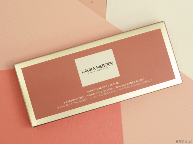 avis Laura Mercier Signature Eye Palette