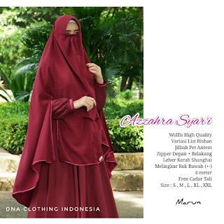 DNA Hijab
