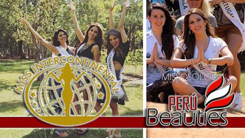 MISS INTERCONTINENTAL 2016 | Imágenes de nuestra Miss Perú