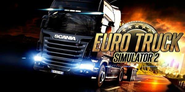 تحميل لعبة محاكي الشاحنات Euro Truck Simulator 2 الاصلية للاندرويد برابط مباشر - مستعجل