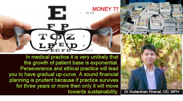 Dr Sudarshan Khanal private practice in optometry