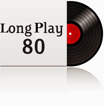 Logotipo Long Play 80