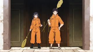 Enen no Shouboutai (Fire Force) - Episódio 18