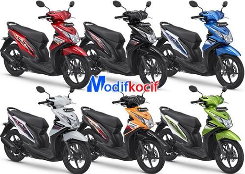 Harga All New Honda Beat Bekas Spesifikasi Terbaru 2020