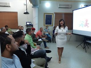 Geanilda Vásquez invita dominicanos consuman productos criollos