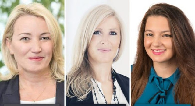 Three Albanian women aim seats in the Austrian Parliament