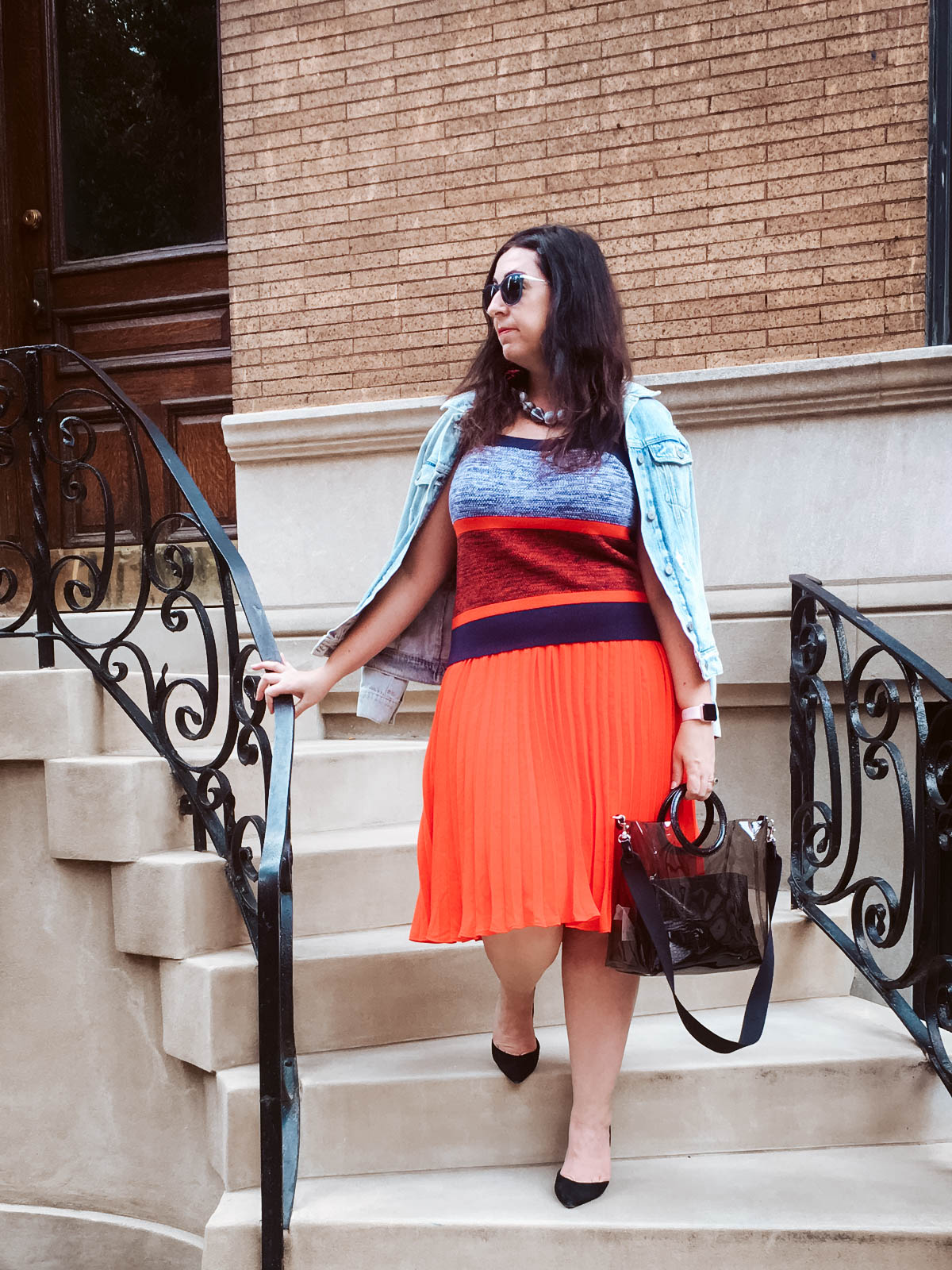 Please Pass the Pleated Skirts For Fall 2019 :: Effortlessly with Roxy