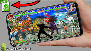 The King Of Fighters 97+ Game Android APK