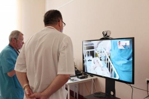 Виртуальный Айболит