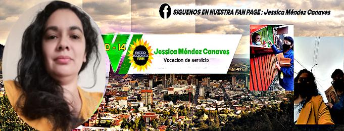 Pre- Candidata Jessica Méndez PARTIDO ECOLOGISTA VERDE.