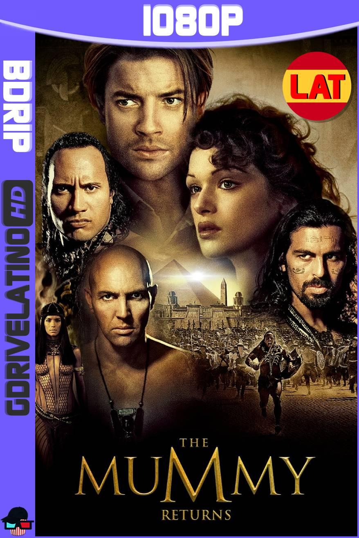 La Momia Regresa (2001) BDRip 1080p Latino-Ingles MKV