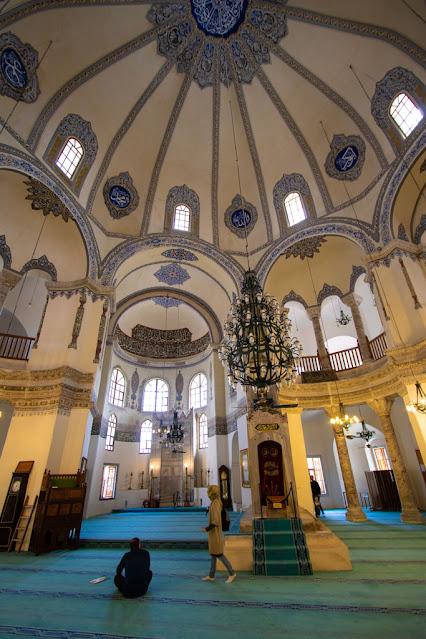 Piccola Aya Sofya (Kucuk Aya Sofya Camii)-Istanbul
