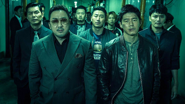 The Gangster, The Cop, The Devil Film