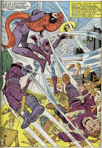 Fantastic Four 38-Lee-JackKirby-FrightfulFour