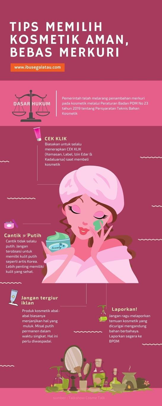 kosmetik bermerkuri