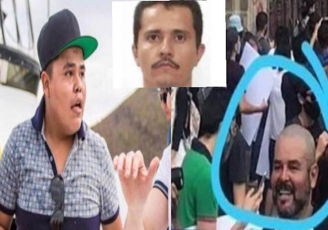 "A lo ""Pirata de Culiacán"" agitador de Morena amenaza al Mencho..""Alfaro se va a largar y ni siquiera el estúpido de Mencho me va a venir a detener ¡Me canso ganso!"""