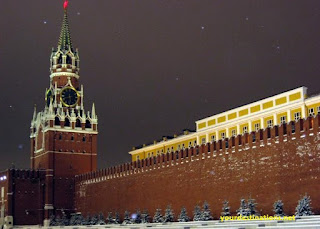 Kremlin Moscow Facts