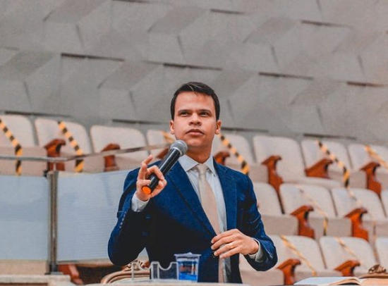 Pastor Elizeu Rodrigues estará ministrando no Dia da Bíblia em Coroatá