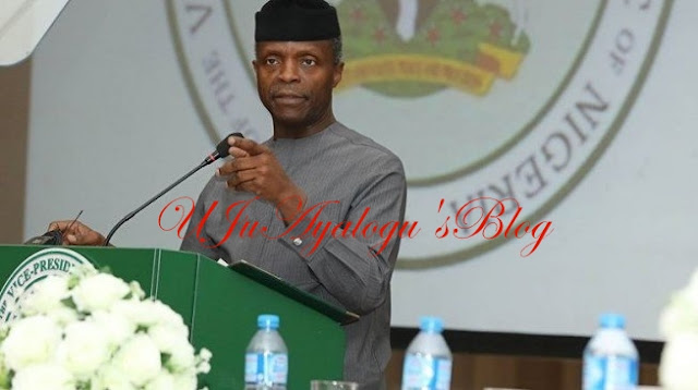 Osinbajo replaces ICPC chairman, makes 35 new appointments