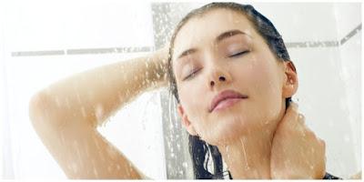 Beberapa hal yang harus dihindari saat mandi