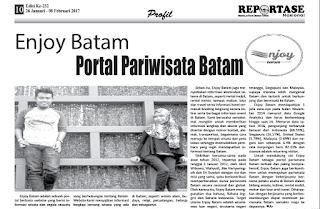 Portal Pariwisata Batam Enjoy Batam