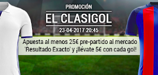 bwin promocion el clasico Real Madrid vs Barcelona 20-23 abril