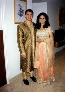 Celebrity Marriage: Madhuri Dixit
