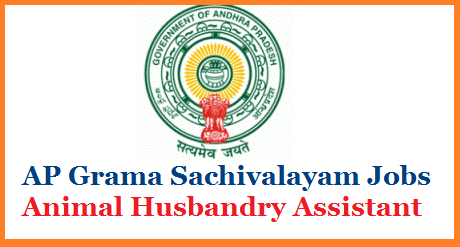 Animal Husbandry Assistant Posts Vacancies AP Grama Sachivalayam Recruitment 2019 Details  Applications are invited online for recruitment to the posts falling under Animal Husbandry Assistant for a total of 9800 vacancies Scheme of exmanination for Andhra Pradesh Grama Sachivalayam Animal Husbandry Assistant Posts Selection Procedure Syllabus for Recruitment exam