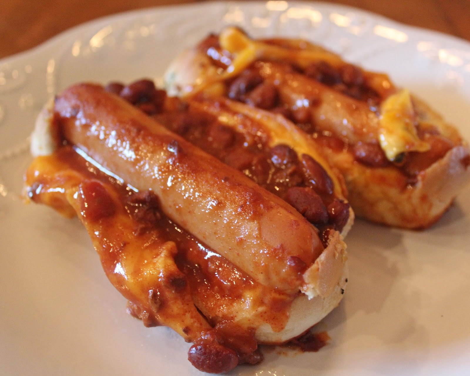 Vegetarian chili cheese dog bake veggie dogs this bake has become a staple in my recipe book and i love to make it on a sunday and take my chili dogs to work for lunch all week forumfinder Images