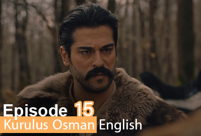 episode 15 from Kurulus Osman
