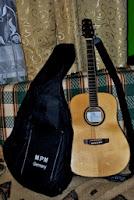 Kurs gitarowy - moja gitara i początki gitarowe