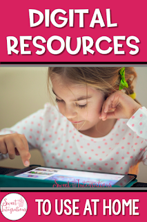 Are you llooking for more activities so your elementary and middle school students can continue learning through the summer? I've provided different FREE website resources for reading, math, and science.