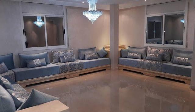 Nouveau salon marocain 2021