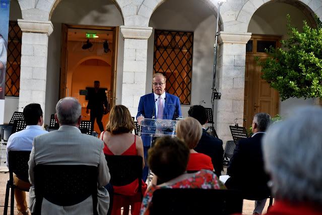 Μοναδική βραδιά για τους Ναυπλιώτες της Αθήνας στο Βυζαντινό Μουσείο