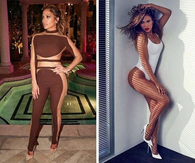 Jennifer Lopez, 50 years old (24 July 1969)